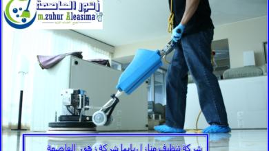 صورة شركة تنظيف منازل بابها  0501983521